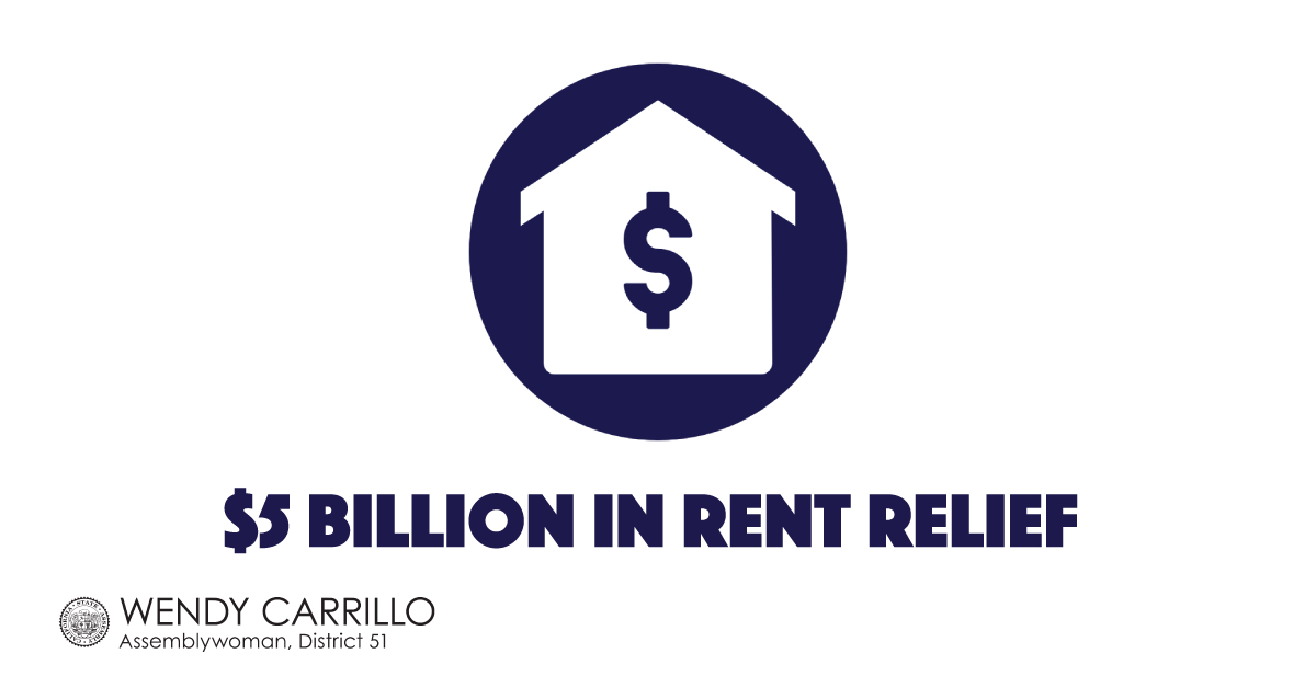$5 Billion in Rent Relief