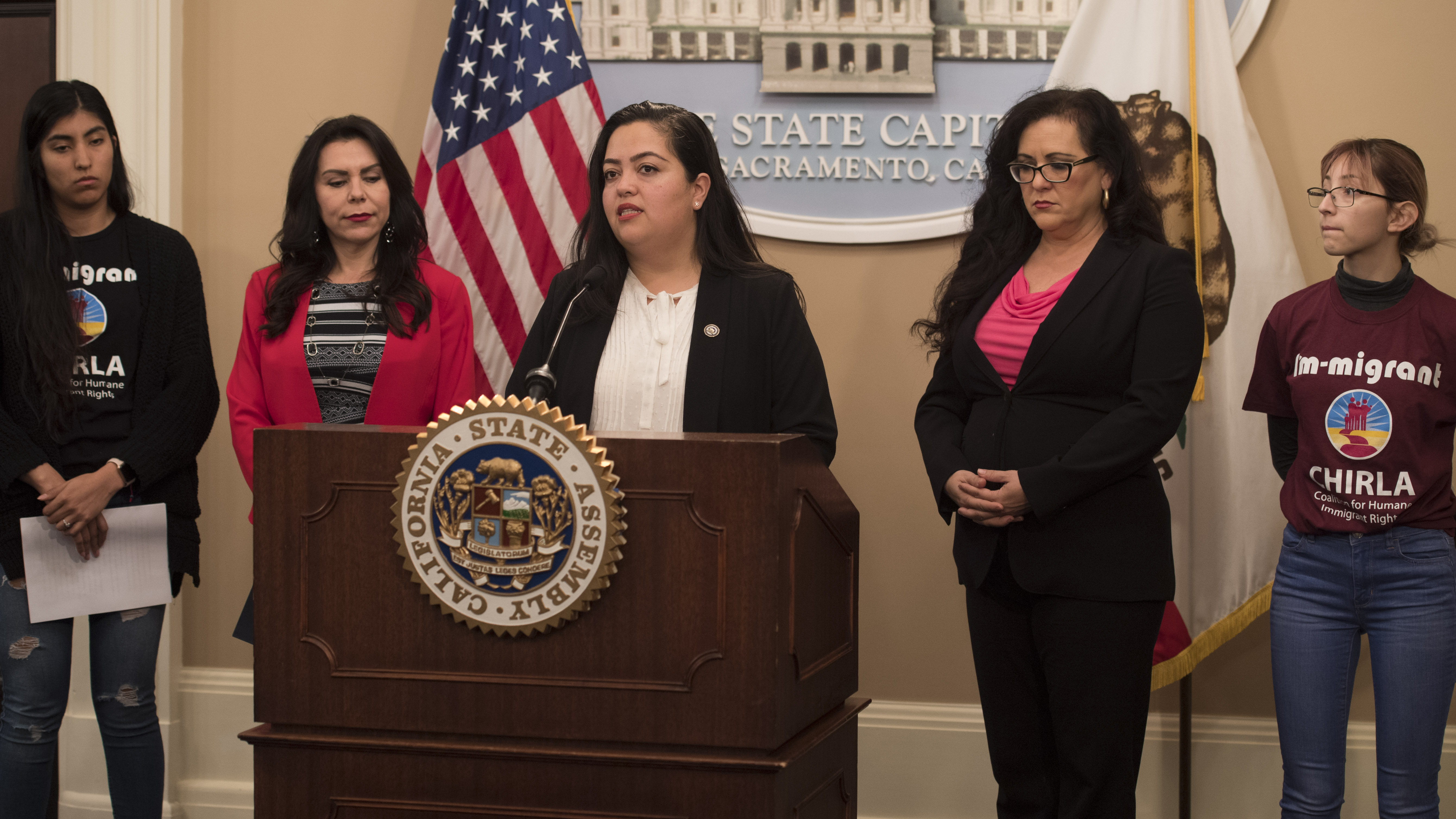 Assemblymember Wendy Carrillo Urges Congress to Support Legislation Extending Protections for TPS Recipients